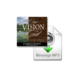 Our Vision of God MP3 Set