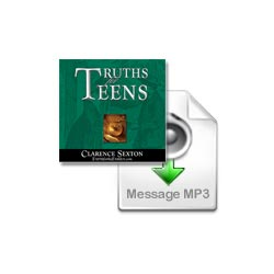 Truth for Teens MP3 Set